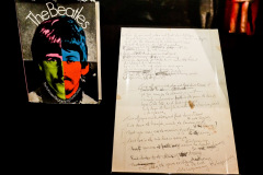 Original Beatles lyrics